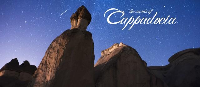 The Secrets of Cappadocia (Timelapse)