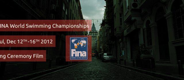11th FINA World Swimming Championships Opening Ceremony Film
